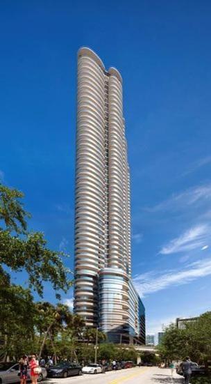 Ugo Colombo - Brickell Flatiron Concept