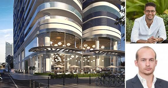 Ugo Colombo's Brickell Flatiron RetailRestaurant Space Under Contract
