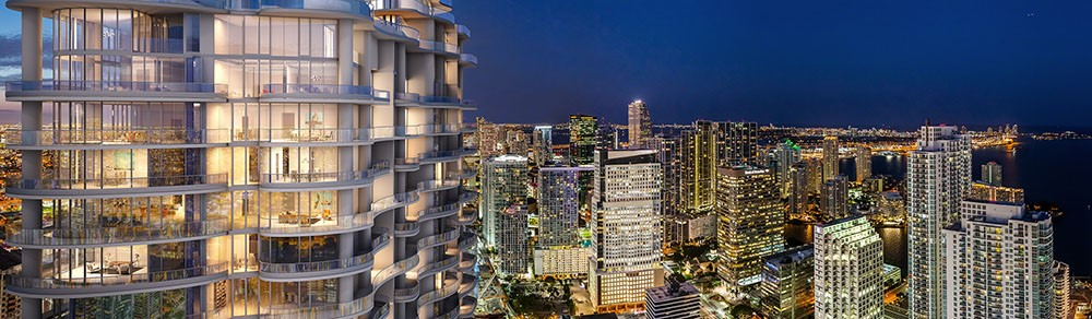 Ugo Colombo's Miami Flatiron Building